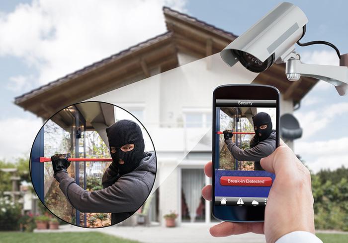 Meekijken met uw camera's via uw smartphone