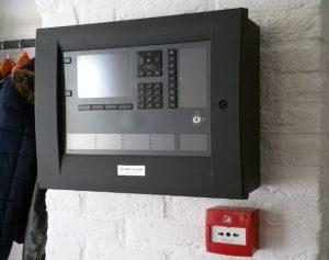 Brandmeldinstallatie zorginstelling Veenendaal Beveiligingstechniek