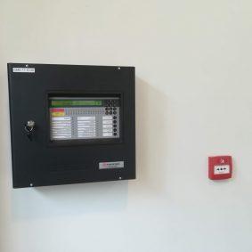 Gehandicapten Instelling Brandbeveiliging