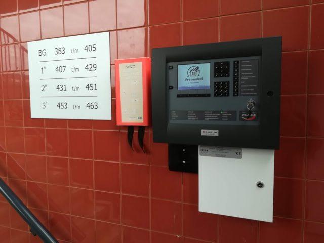 Zorgcomplex Brandbeveiliging