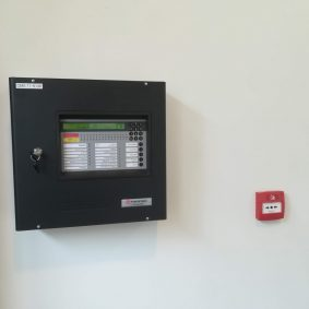 Zorginstelling Brandbeveiliging